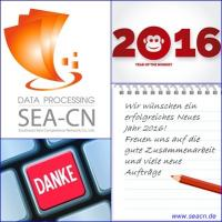 SEA-CN Co., Ltd. 2016 Jahr des Affen