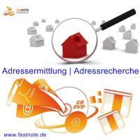 13.02.2017 Adressrecherche fastNOTE SchreibService