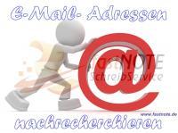 15.02.2017 E-Mail-Adressen nachrecherchieren fastNOTE SchreibService
