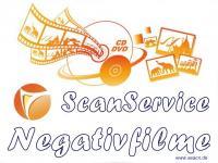 ScanService Negativfilme Büroservice