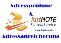 Adressprüfung & Adressanreicherung