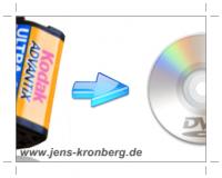 Analoge Filme scannen auf DVD