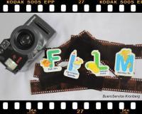 Film, Negativfilm, Camera