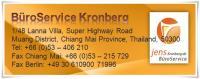 Ihr Kontakt zu BüroService Kronberg