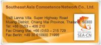 Ihr Kontakt zu SEA-CN Co., Ltd. Scanservice & Schreibservice
