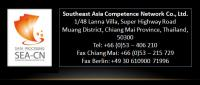 Impressum SEA-CN Co., Ltd. Scanservice & Schreibservice