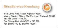 Kontaktdaten BüroService Kronberg