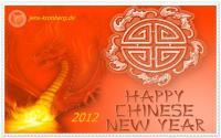Schreibdienst wünscht Chinese New Year 2012