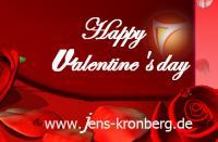 BüroService Kronberg wünscht seinen Kunden Happy Valentine´s Day