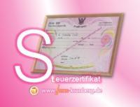 Scanservice Glossar S - Steuerzertifikat