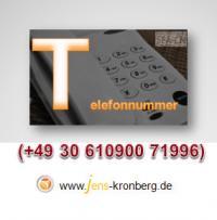 Scanservice Glossar T - Telefonnummer  (+49 30 610900 71996)