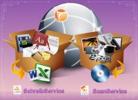 Büroservice Angebot Schreibarbeiten und Scanarbeiten
