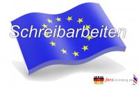 Wir erledigen Schreibarbeiten für deutschsprachige Kunden