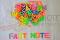 fastNOTE SchreibService Chiang Mai