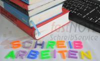 Schreibarbeiten wie Texte erfassen