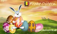 BüroService Kronberg und fastNOTE SchreibService wünscht seinen Kunden in Belgien Frohe Ostern