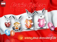 BüroService Kronberg und fastNOTE SchreibService wünscht seinen Kunden in Österreich Frohe Ostern
