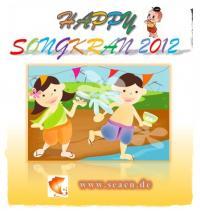Unser Scanservice wünscht Happy Songkran 2012