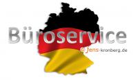 Büroservice für Kunden aus Deutschland