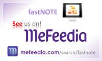 fastNOTE SchreibService präsentiert auf MeFeedia Fotos mit Erläuterungen zum Schreibservice Portfolio