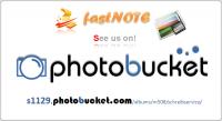 fastNOTE SchreibService präsentiert auf photobucket Fotos mit Erläuterungen zum Scanservice und Schreibservice Portfolio
