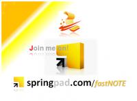 fastNOTE SchreibService präsentiert auf springpad sein Büroservice, Scanservice und Schreibservice Portfolio