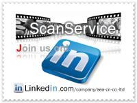 SEA-CN Co., Ltd. ScanService präsentiert auf Linkedin sein Scanservice Portfolio
