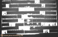 Scanservice schwarzweiß Negativfilmstreifen