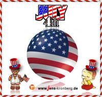 BüroService Kronberg gratuliert zum Independence Day 2012