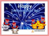 fastNOTE SchreibService gratuliert zum Independence Day