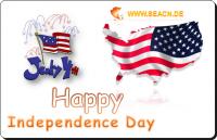 ScanService Kronberg gratuliert zum Independence Day