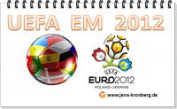 BüroService Kronberg Fußball Europameister 2012