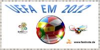 fastNOTE SchreibService Fußball Europameister 2012