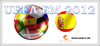 Scanservice Fußball Europameister 2012