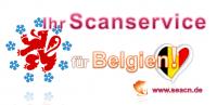 Ihr Scanservice für Belgien