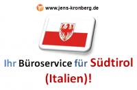 Ihr Büroservice für Südtirol (Italien)