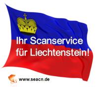 Ihr Scandienst für Liechtenstein