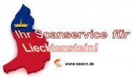 Ihr Scanservice für Liechtenstein