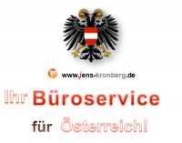 Ihr Büroservice für Österreich