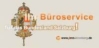 Ihr Büroservice für das Bundesland Salzburg