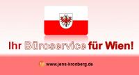 Ihr Büroservice für Wien