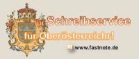Ihr Schreibservice für Oberösterreich