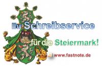 Ihr Schreibservice für die Steiermark