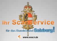 Ihr Scanservice für das Bundesland Salzburg