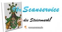 Ihr Scanservice für die Steiermark