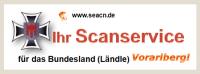 Ihr Scanservice für das Bundesland (Ländle) Vorarlberg