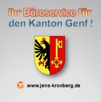 Ihr Büroservice für den Kanton Genf