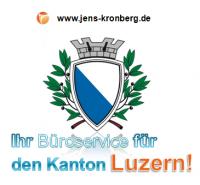Ihr Büroservice für den Kanton Luzern