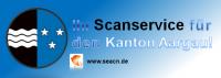 Ihr Scanservice für den Kanton Aargau