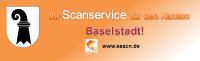 Ihr Scanservice für den Kanton Baselstadt